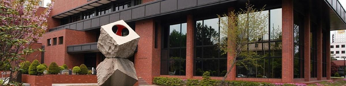 文化会館の外観  提供:札幌市教育文化会館